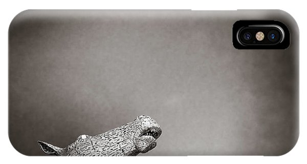 Imposing iPhone Case - Kelpie Rising by Dave Bowman