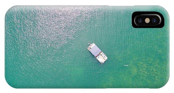 Keuka Lake Boating IPhone Case