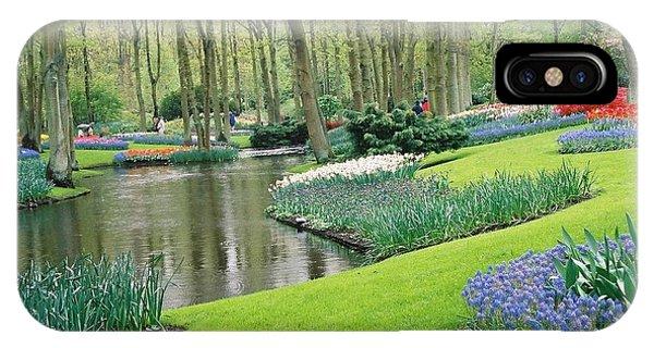 Keukenhof Gardens IPhone Case