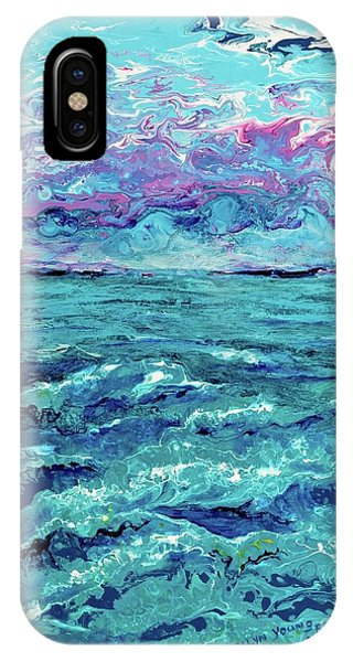 Keys Seascape IPhone Case