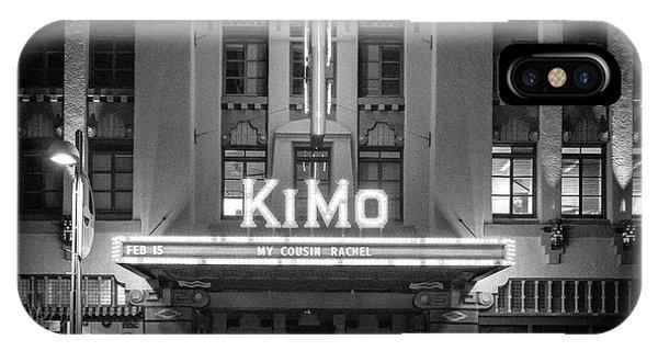 Kimo Theater IPhone Case