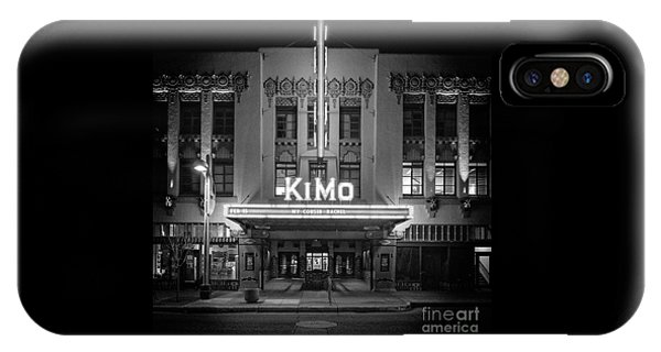 Kimo Theater IPhone Case