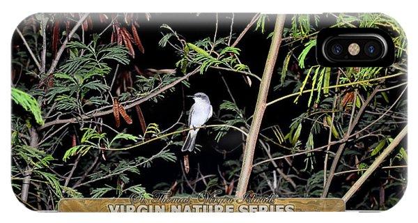 Kingbird In Casha - Virgin Nature Series IPhone Case
