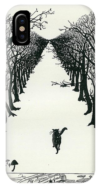 The Cat That Walked By Himself IPhone Case
