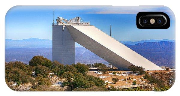 Kitt Peak Observatory IPhone Case
