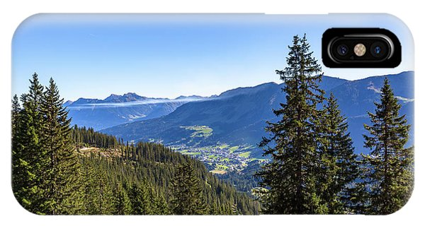 IPhone Case featuring the photograph Kleinwalsertal, Austria by Andreas Levi