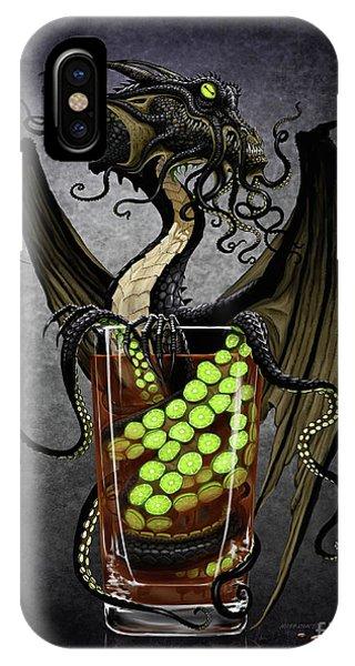 Kraken Storm Dragon IPhone Case