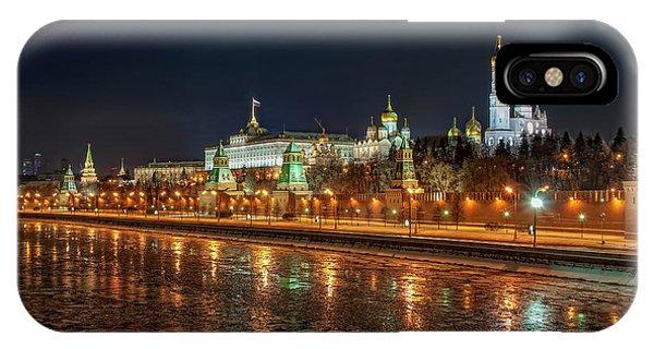 Kremlin IPhone Case