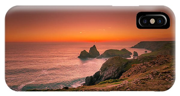 Kynance Cove IPhone Case