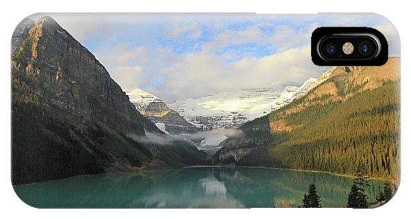 Lake Louise At Dawn IPhone Case