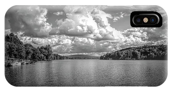 Lake Sunapee IPhone Case