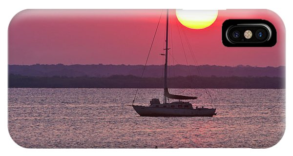 Lame Monroe Sunset-5140 IPhone Case