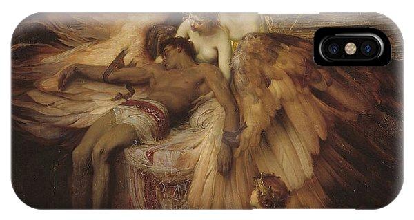 Lament Of Icarus IPhone Case