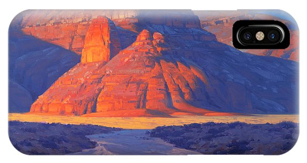 Canyon iPhone Case - Land Of Castles by Cody DeLong