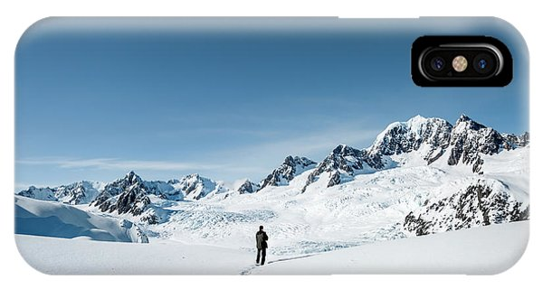 Desolation iPhone Case - Land Of Wonders by Evelina Kremsdorf