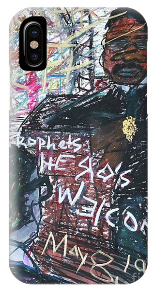Last Prophets A Hero's Welcome IPhone Case