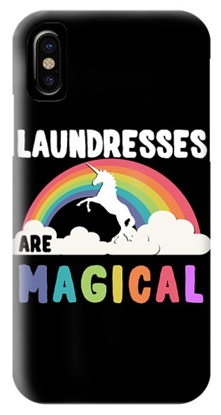 Laundresses Are Magical IPhone Case
