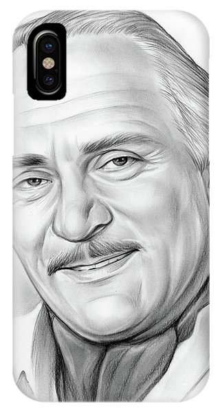 20th iPhone Case - Laurence Olivier by Greg Joens