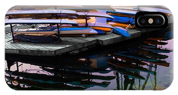 IPhone Case featuring the photograph Layers And Layers By The Water by Geraldine Gracia