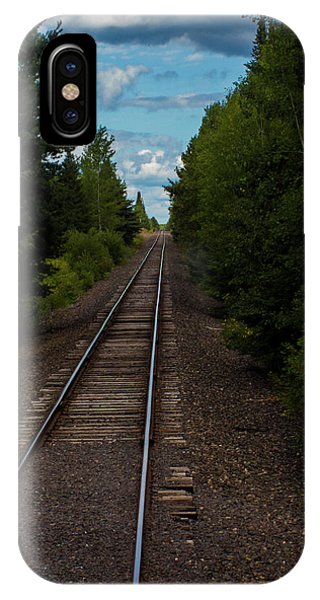 Leading Lines IPhone Case