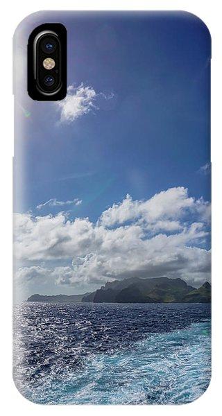Leaving Paradise IPhone Case