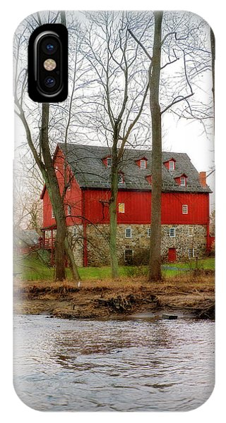 Kingsville iPhone Case - Lee's Merchant Mill by Brian Wallace