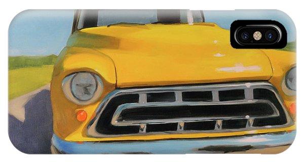 Lemon Drop Martini IPhone Case