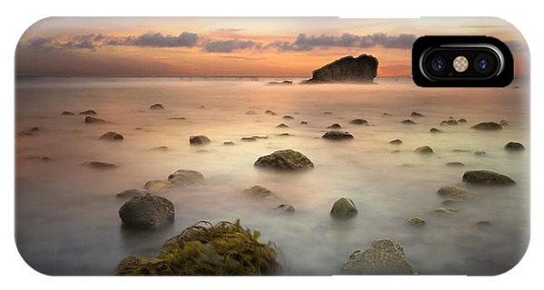 Malibu Sunset IPhone Case