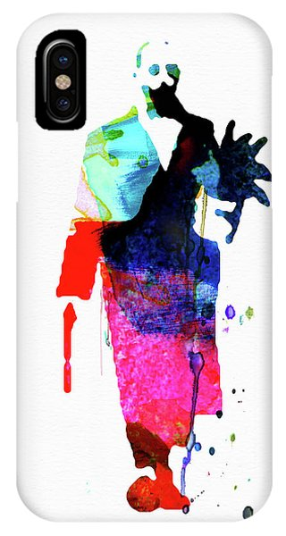 French iPhone Case - Leon Watercolor by Naxart Studio