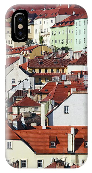iPhone Case - Lesser Town - Historical Center Of Prague by Michal Boubin