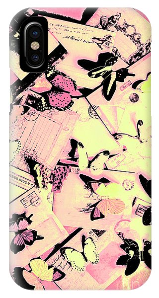 March iPhone Case - Letter Nests by Jorgo Photography - Wall Art Gallery