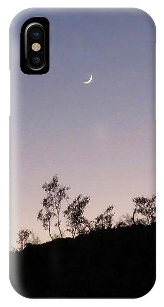 Libra Twilight Crescent IPhone Case