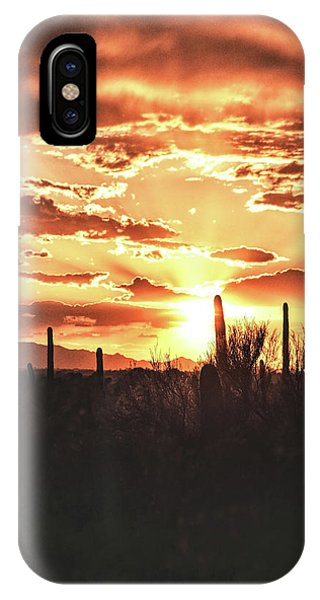 Light Of Arizona IPhone Case