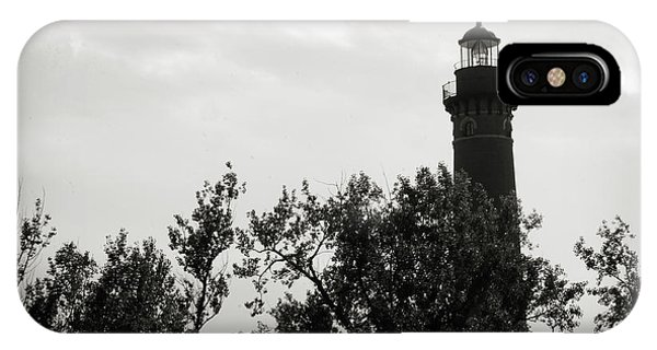 IPhone Case featuring the photograph Lighthouse by Michelle Wermuth