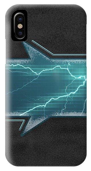 Lightning-centric IPhone Case