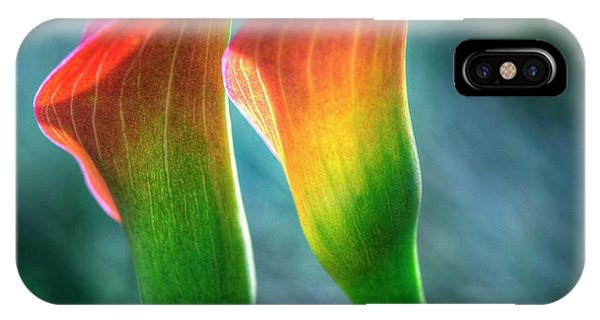 Lilies IPhone Case
