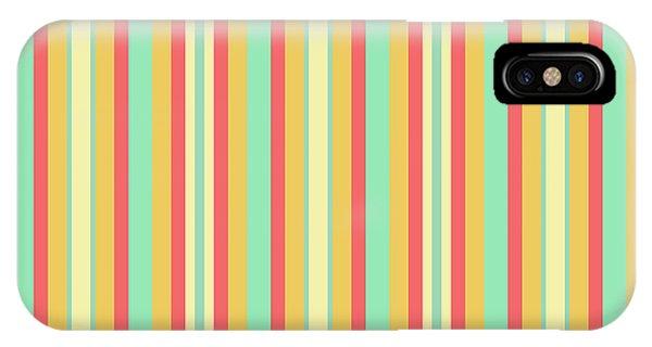 Lines Or Stripes Vintage Or Retro Color Background - Dde589 IPhone Case