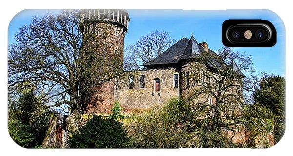 Linn Castle IPhone Case