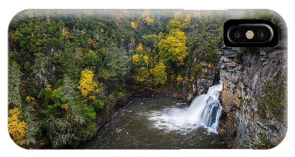 Linville Falls - Linville Gorge IPhone Case
