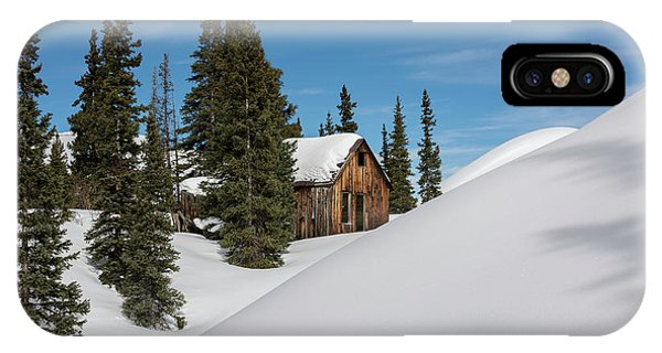 Little Cabin IPhone Case