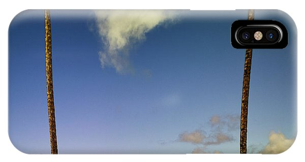 Little Cloud IPhone Case