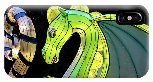 Little Dragon IPhone Case