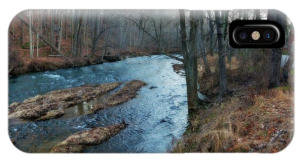 Kingsville iPhone Case - Little Gunpowder Falls And Mill by Brian Wallace