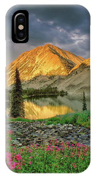 Little Lake IPhone Case
