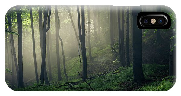 Living Forest IPhone Case
