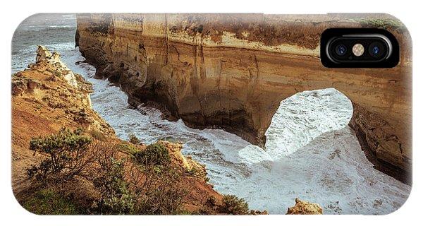 Loch Ard iPhone Case - Loch Ard Gorge by Dave Bowman