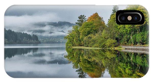 Loch Ard In Scotland IPhone Case