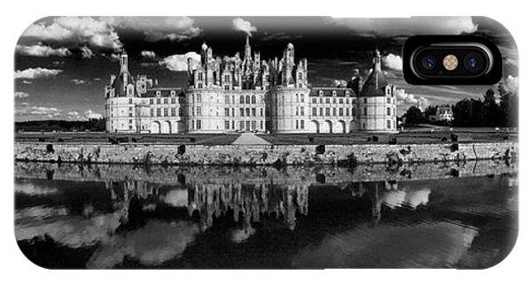 iPhone Case - Loire Castle, Chateau De Chambord by Panoramic Images