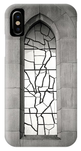 Lone Cathedral Window IPhone Case
