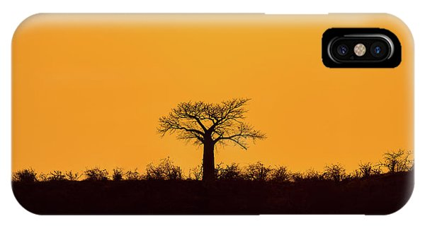 Lone Tree Hill IPhone Case